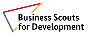 Logo Business Scouts for Development